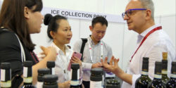 Impression of ProWine Asia in Singapore